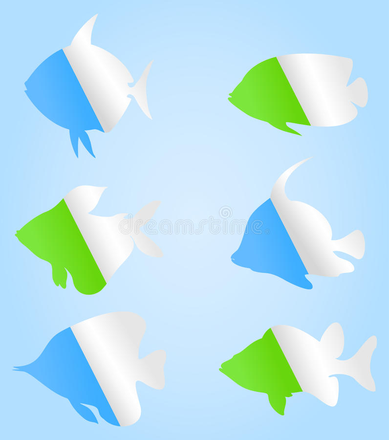 Download Icon of fish3 stock vector. Illustration of nature, swimming - 18080080
