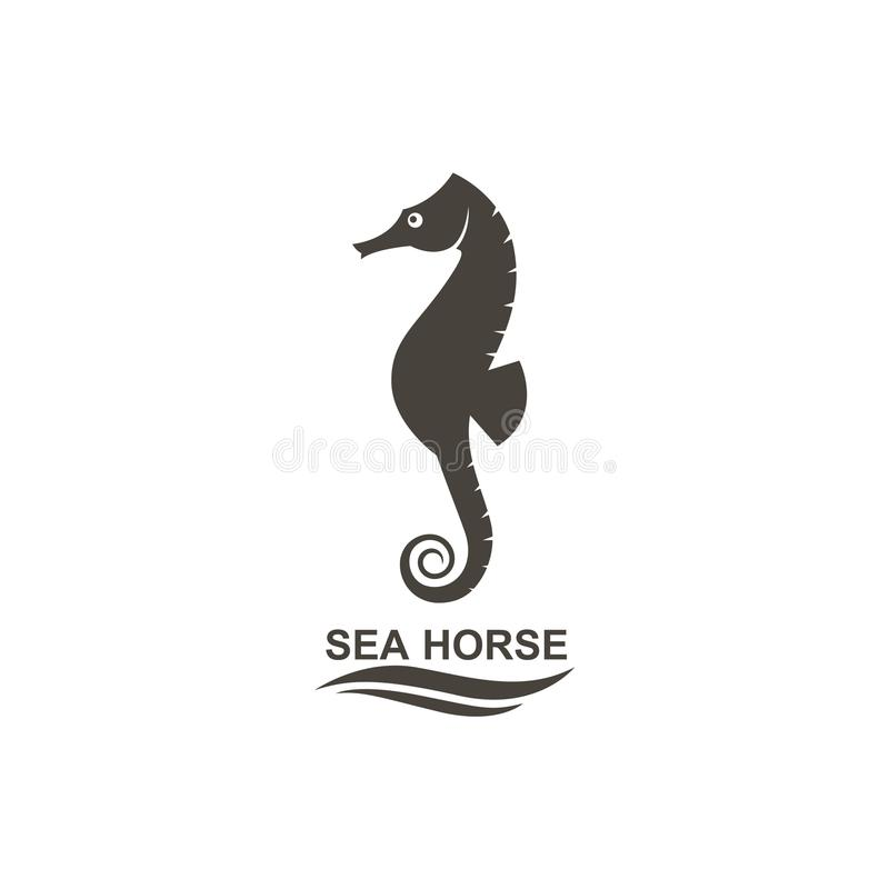 Free Icon Of Seahorse Stock Photography - 102320482