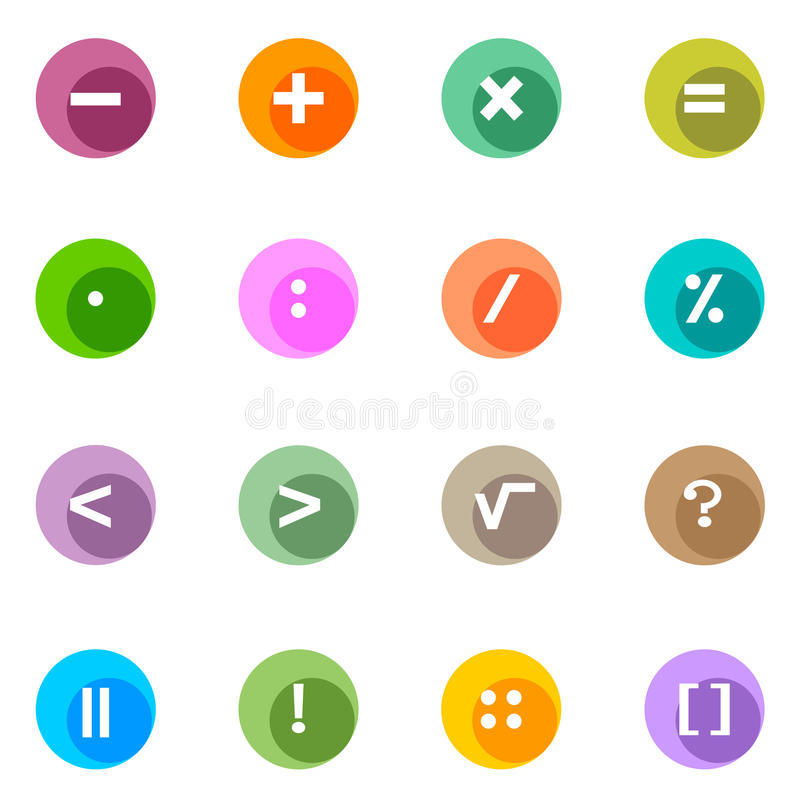 Free Icon Punctuation. Royalty Free Stock Photo - 70141445