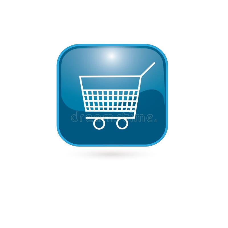 Icon Shop Stock Image