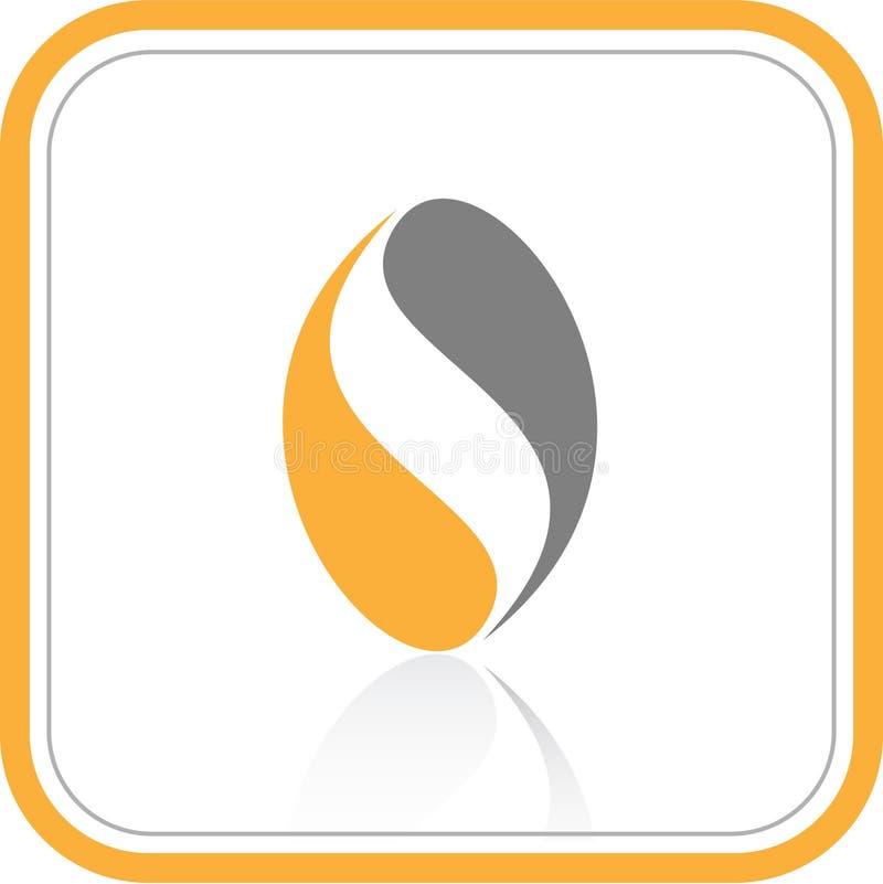 Icona astratta del Internet di vettore illustrazione vettoriale