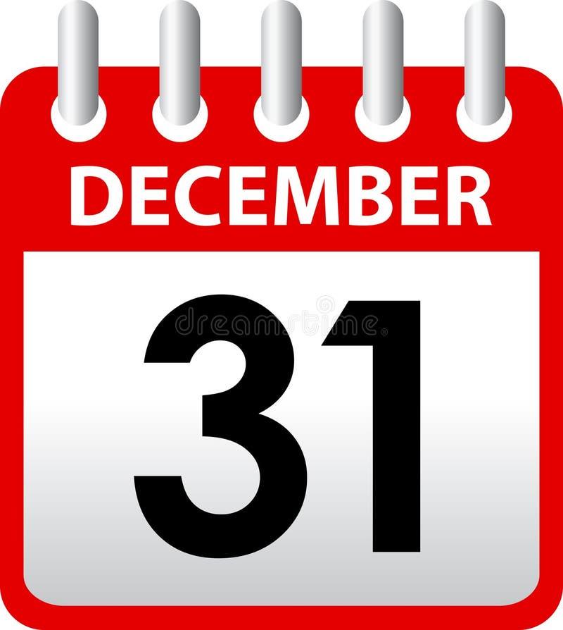 Icona del calendario illustrazione vettoriale