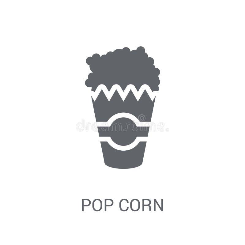 Icona del cereale di schiocco  illustrazione di stock