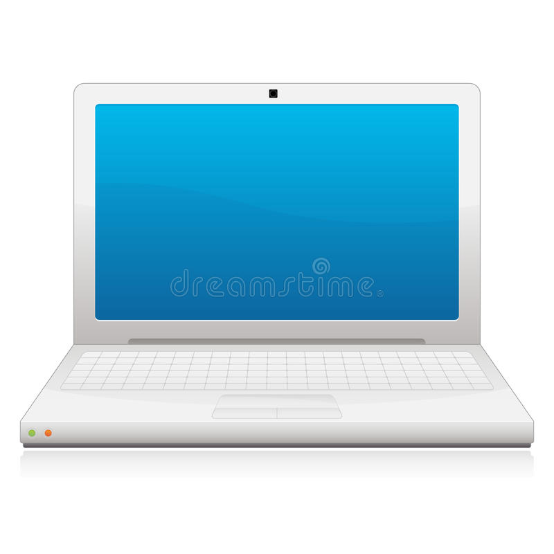 Icona del computer portatile