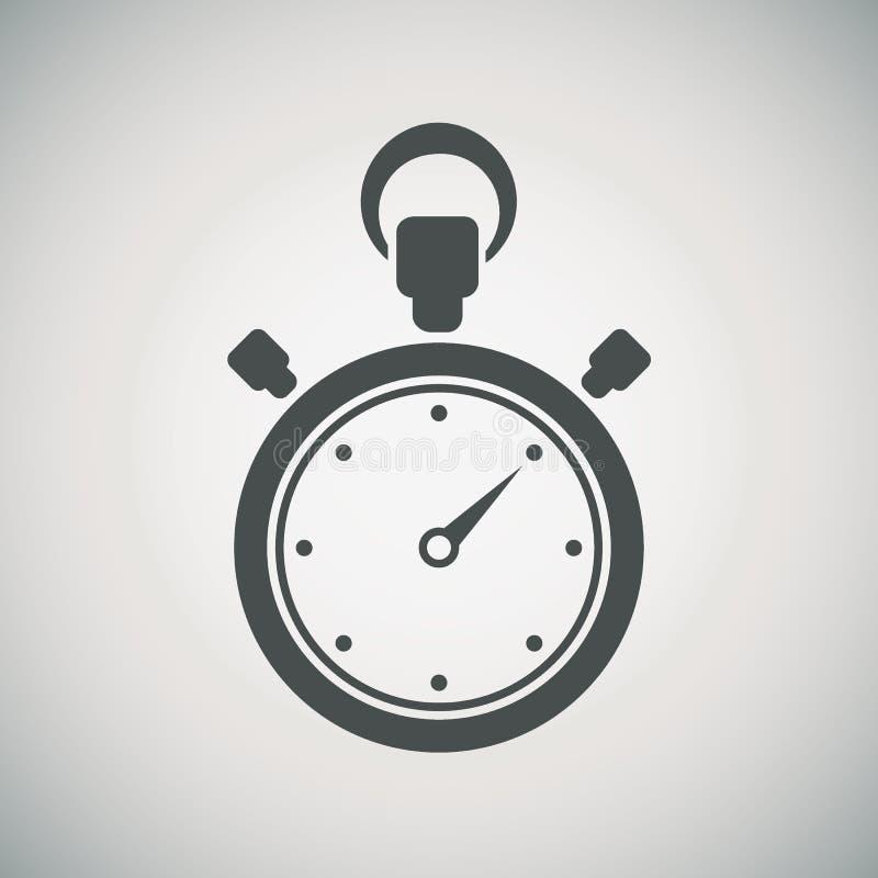 Icona del cronometro illustrazione vettoriale