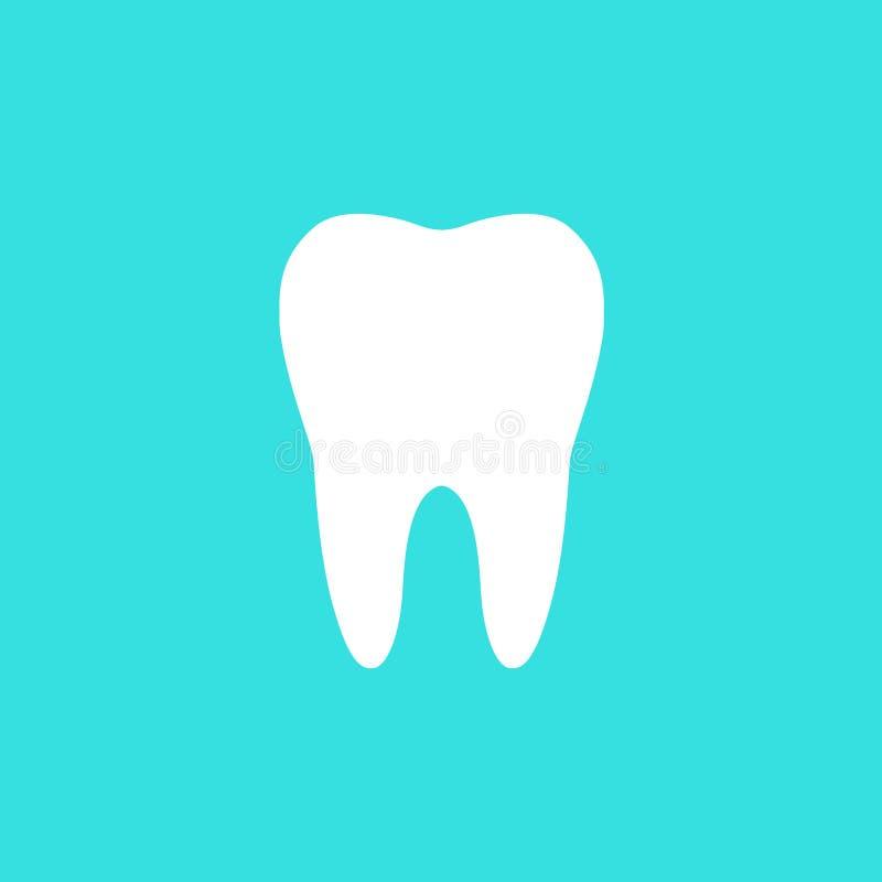 Icona del dente royalty illustrazione gratis
