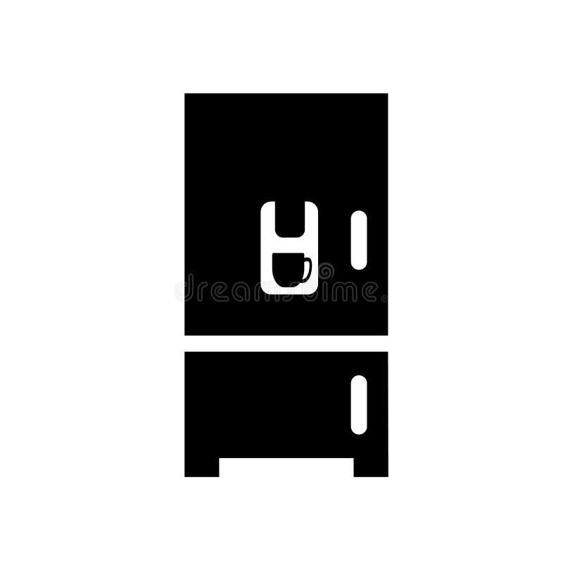 Icona del frigorifero  royalty illustrazione gratis