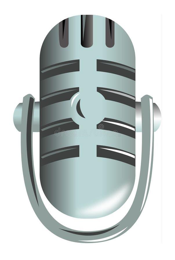 Download Icona del microfono illustrazione di stock. Illustrazione di background - 7305696