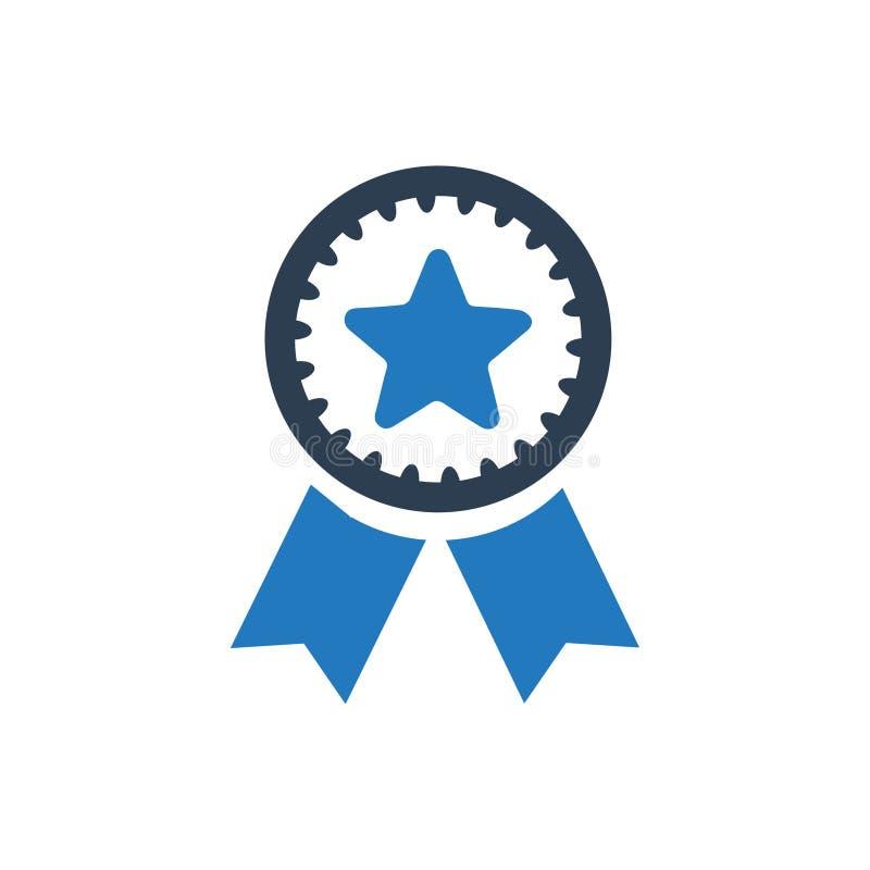 Icona del nastro del premio royalty illustrazione gratis