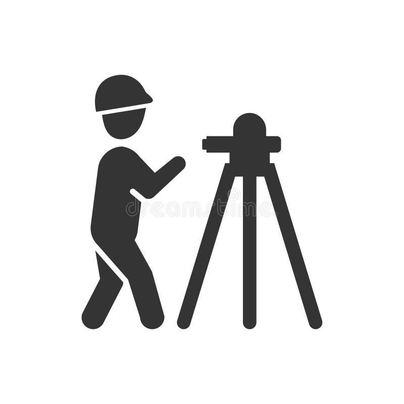Icona del perito agrario illustrazione vettoriale