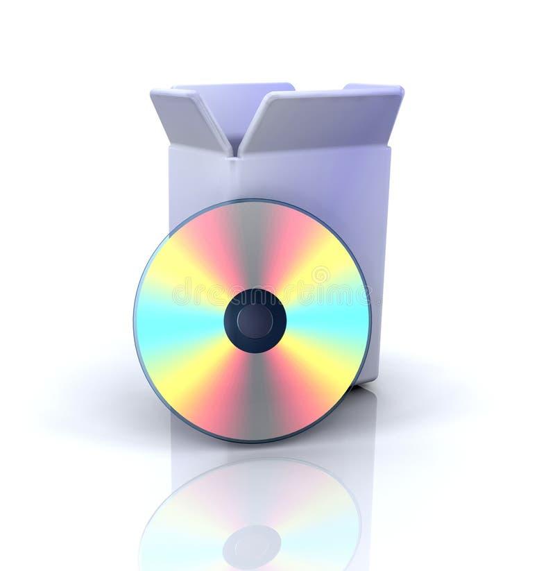 Icona del software illustrazione vettoriale