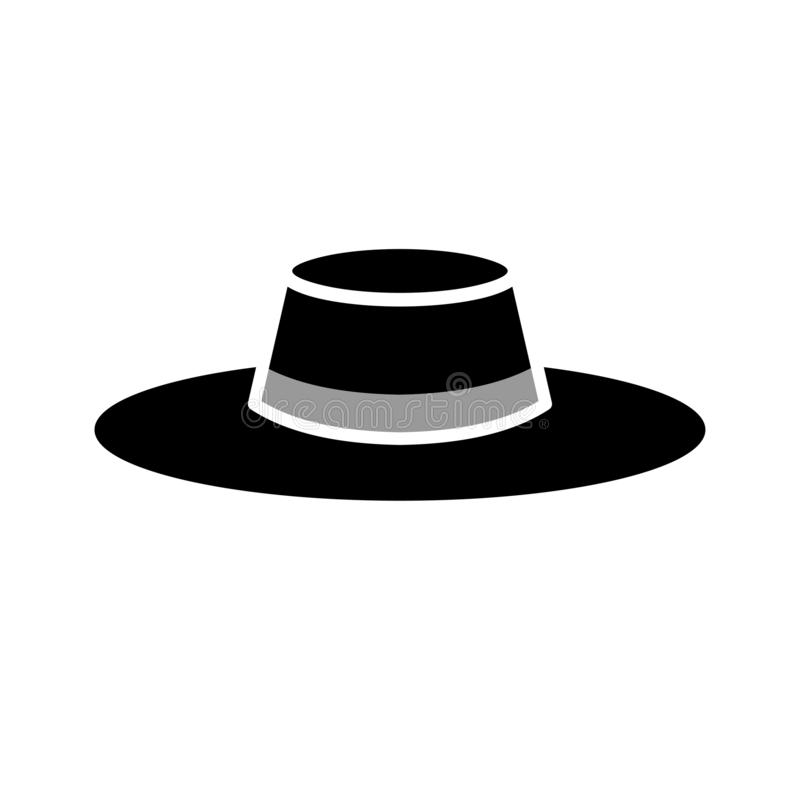 Icona dell'abbigliamento su fondo per il grafico ed il web design Segno semplice di vettore Simbolo di concetto di Internet per i royalty illustrazione gratis