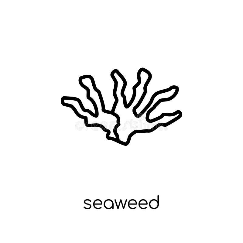 Icona dell'alga  royalty illustrazione gratis