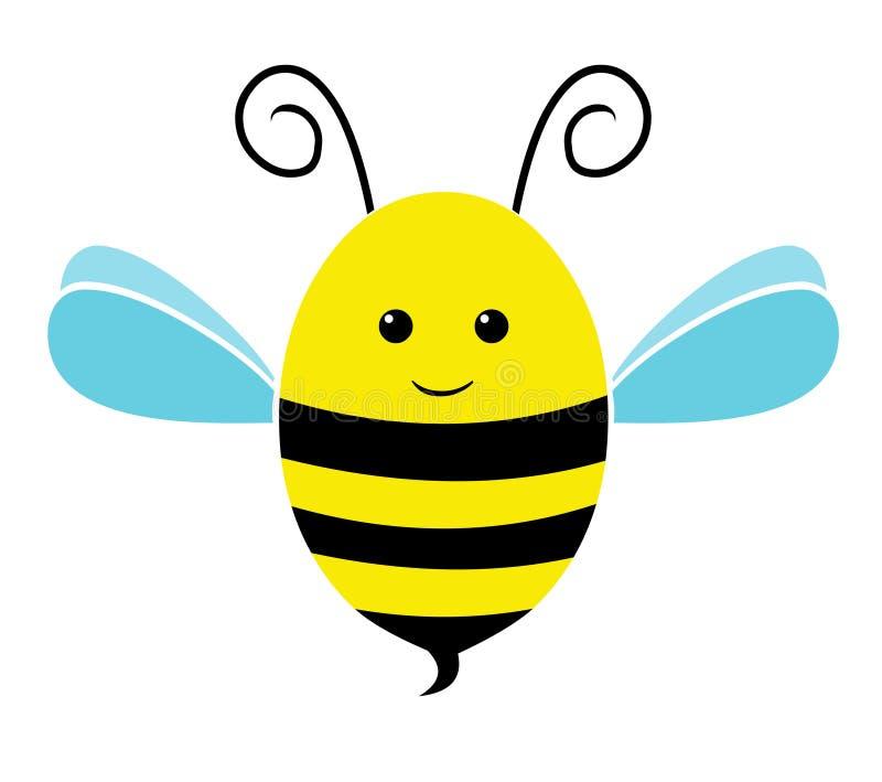 Icona dell'ape illustrazione vettoriale