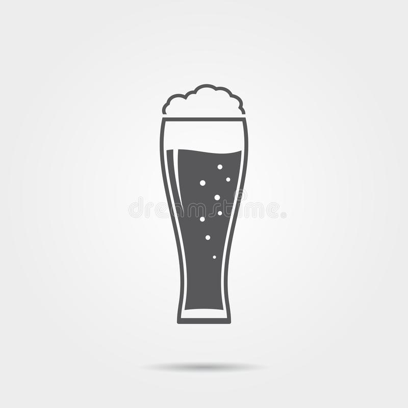 Icona della birra royalty illustrazione gratis