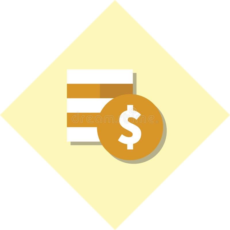 Icona della carta di credito fotografia stock libera da diritti