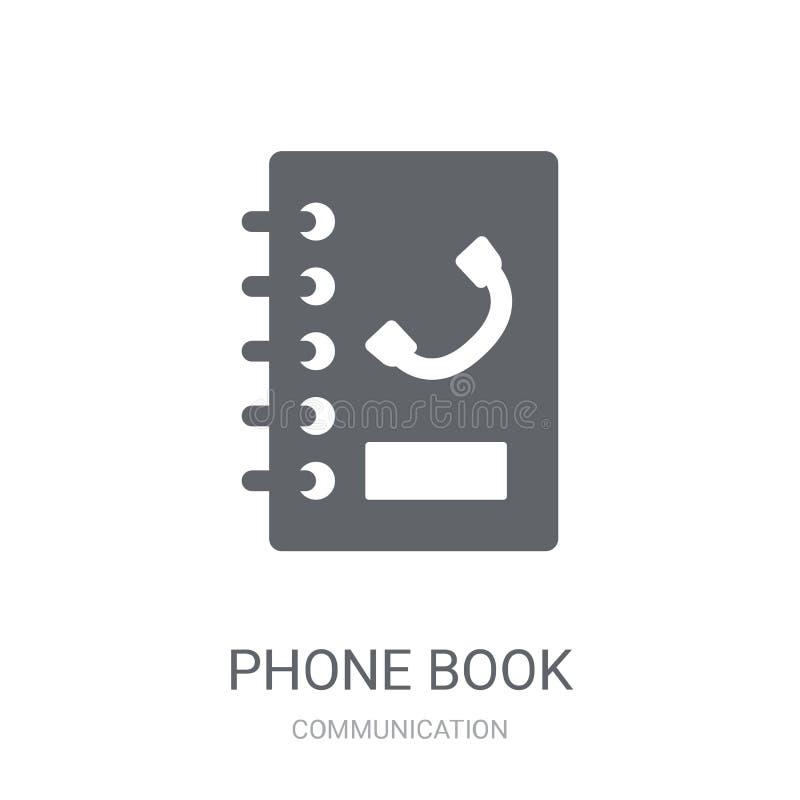 Icona della guida telefonica  royalty illustrazione gratis