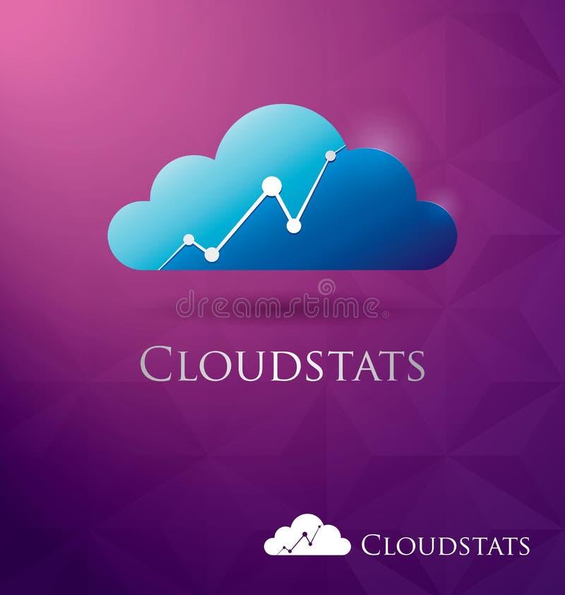 Icona della nuvola royalty illustrazione gratis