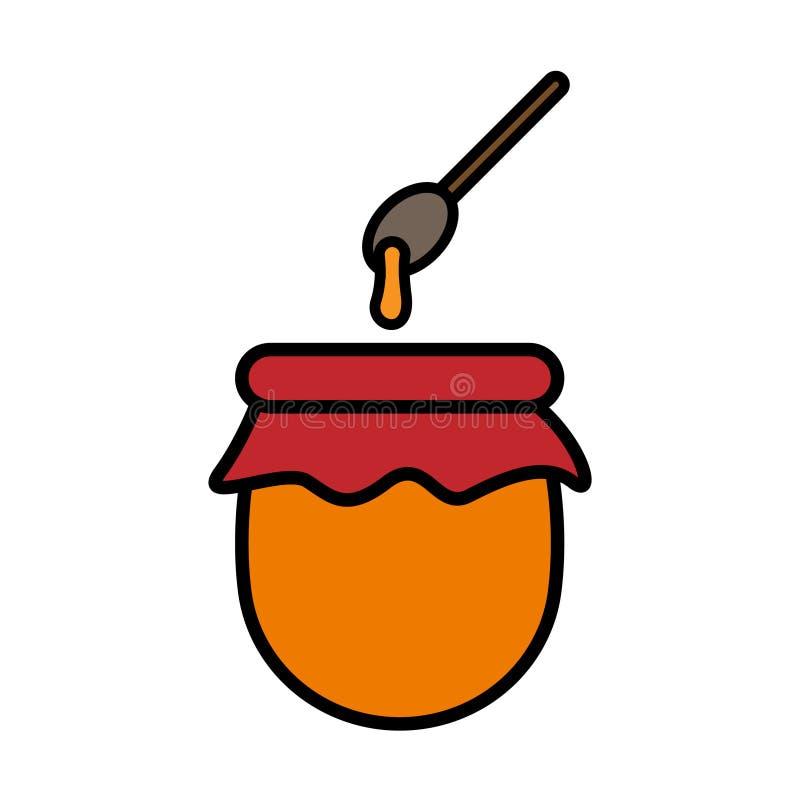 Icona delle foglie di autunno royalty illustrazione gratis