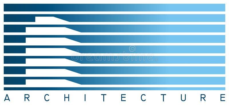 Icona di architettura illustrazione vettoriale