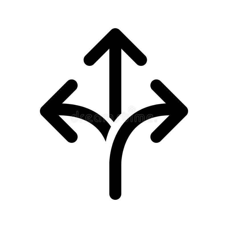 Icona di flessibilità, illustrazione di vettore royalty illustrazione gratis