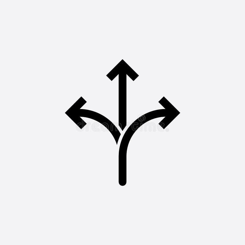 Icona di flessibilità illustrazione di vettore di concetto illustrazione di stock