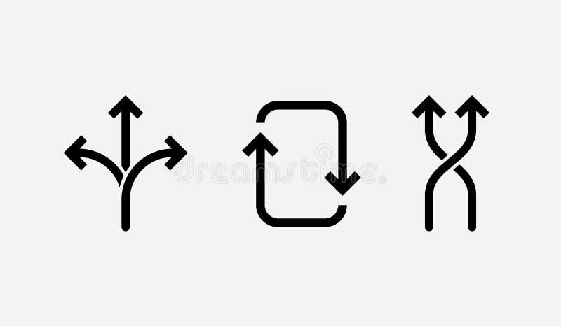 Icona di flessibilità illustrazione di vettore di concetto illustrazione vettoriale