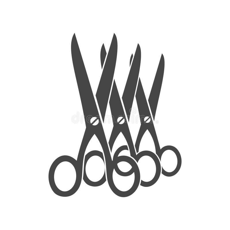 Icona di forbici royalty illustrazione gratis