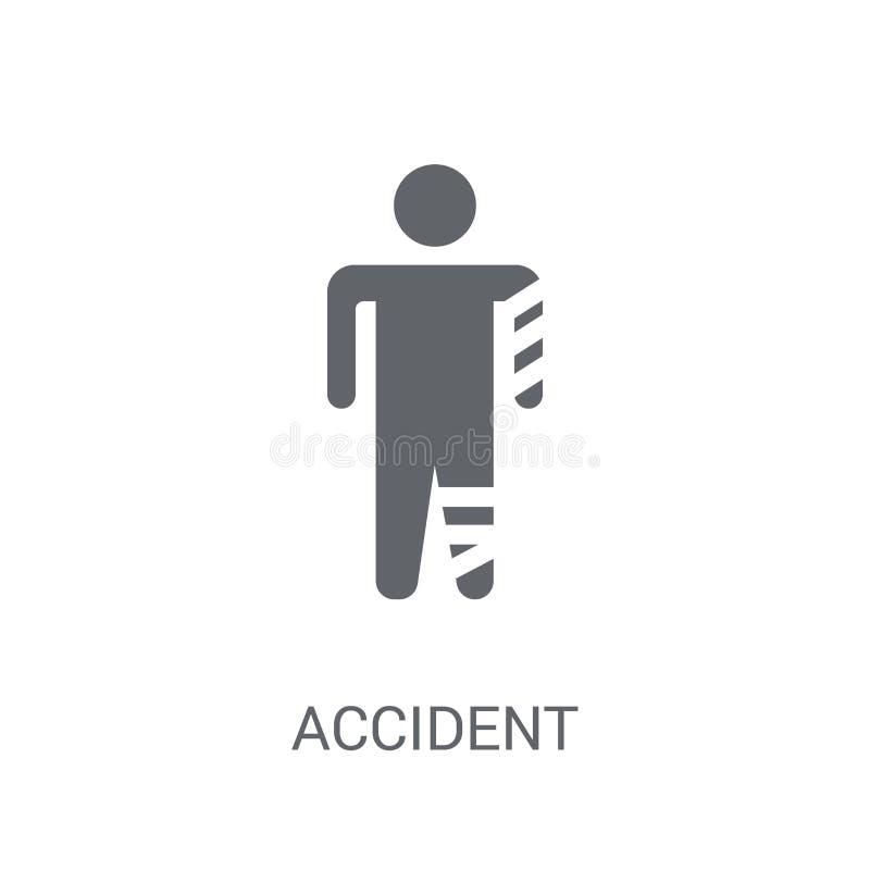 Icona di incidente  royalty illustrazione gratis