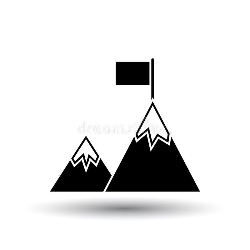 Icona di missione royalty illustrazione gratis