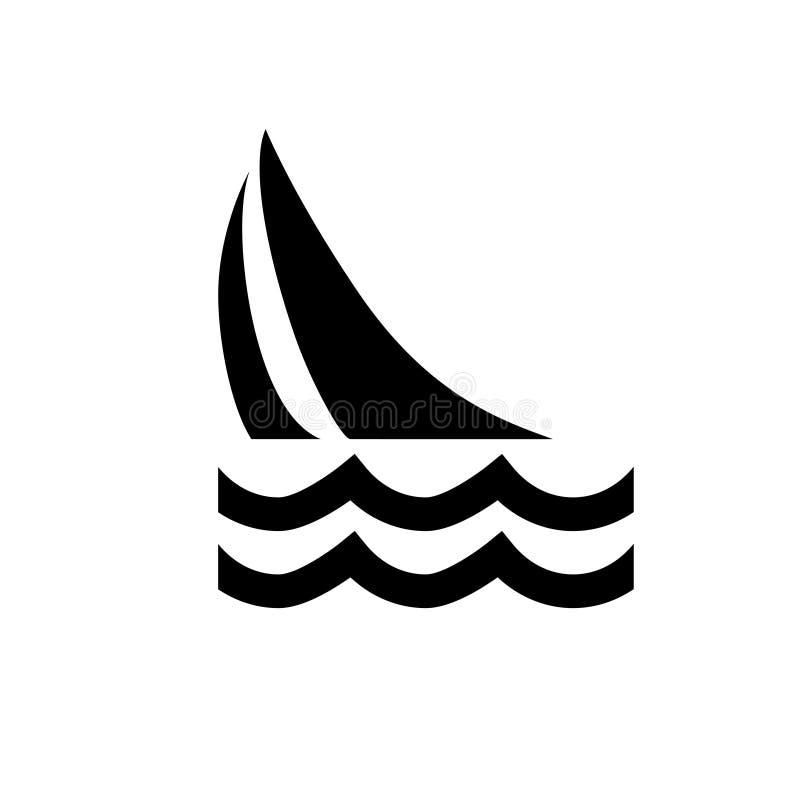 Icona di navigazione nessuna 2 illustrazione di stock