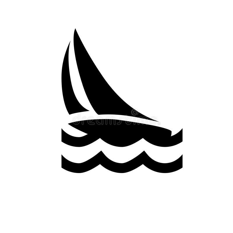 Icona di navigazione nessuna 1 illustrazione di stock