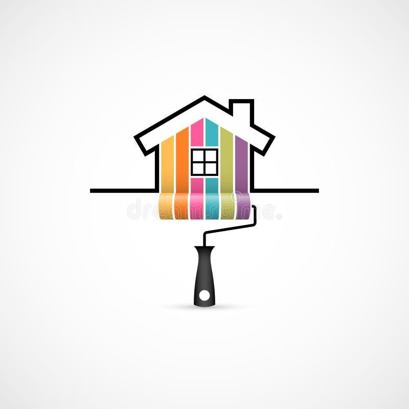 Icona di rinnovamento della Camera illustrazione vettoriale