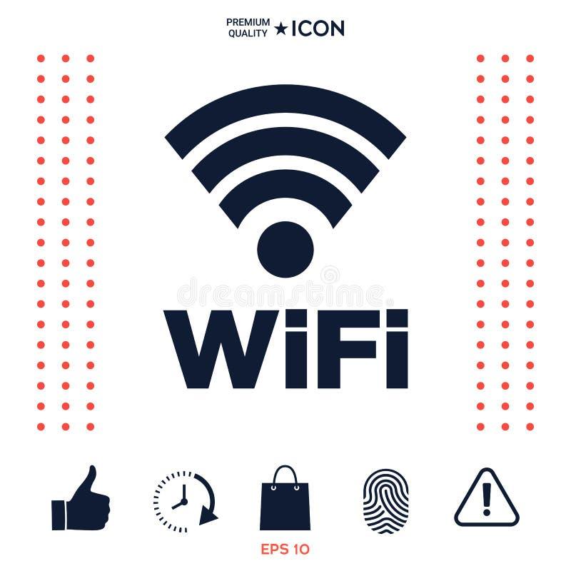 Download Icona Di Simbolo Del Collegamento A Internet Illustrazione Vettoriale - Illustrazione di accesso, libero: 117975670