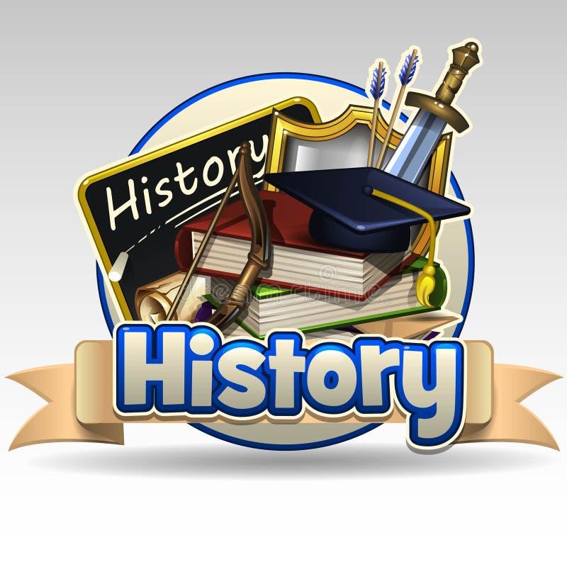 Icona di storia royalty illustrazione gratis