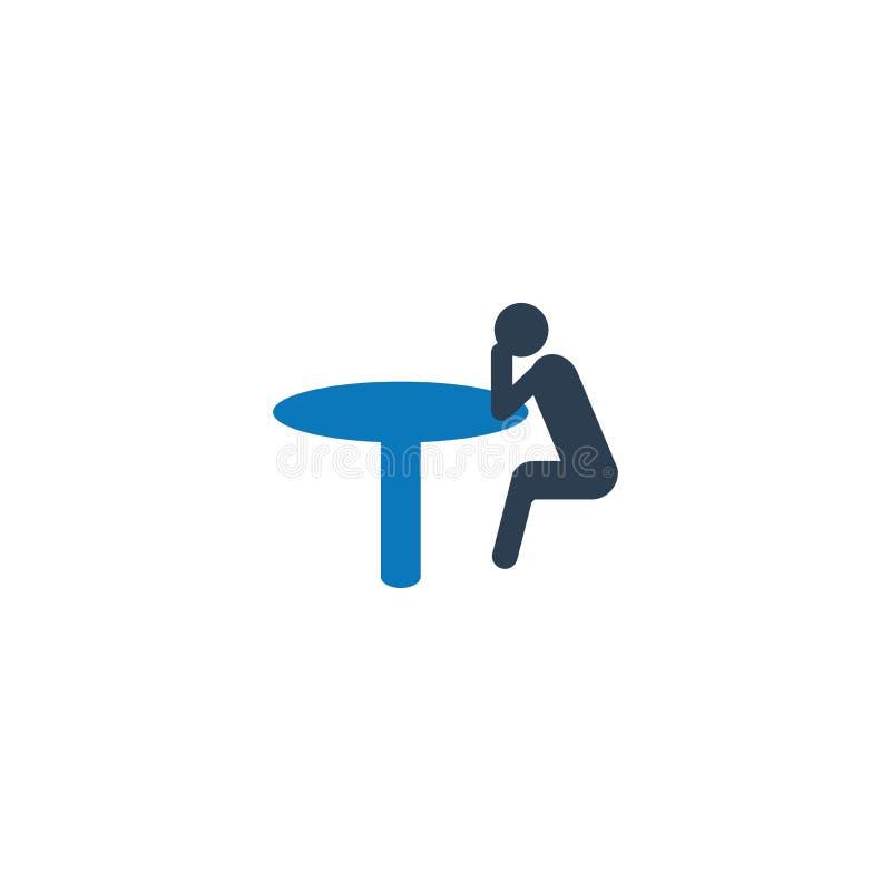Icona di tensione illustrazione di stock