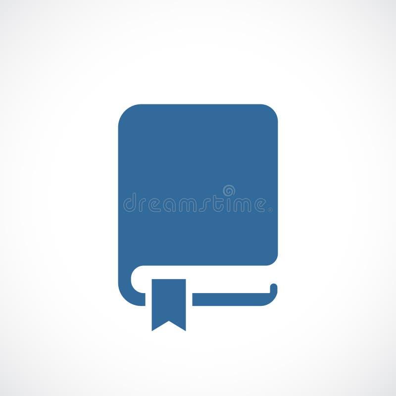 Icona di vettore del manuale illustrazione vettoriale