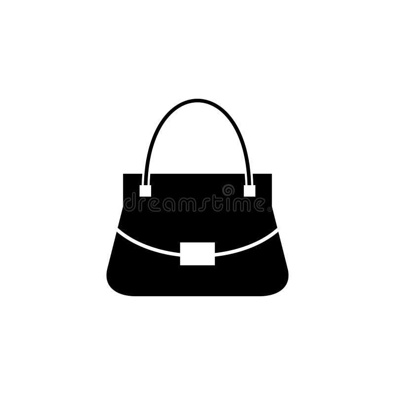 Icona di vettore della borsa della donna illustrazione for Modo 10 prezzi