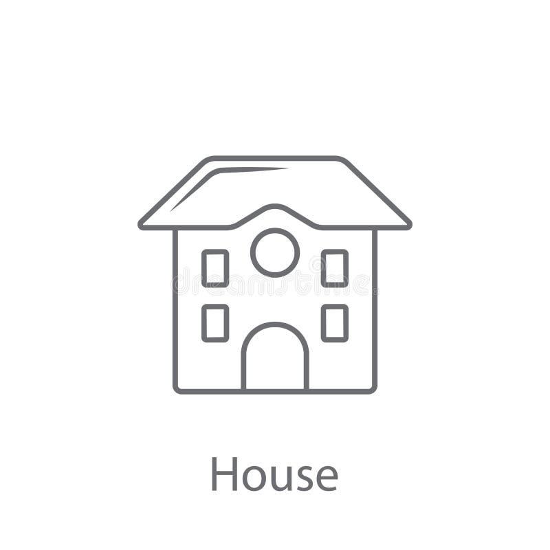 Icona di vettore della Camera Illustrazione semplice dell'elemento Progettazione di simbolo di vettore della Camera dall'insieme  royalty illustrazione gratis