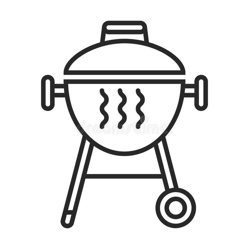 Icona di vettore della griglia illustrazione di stock