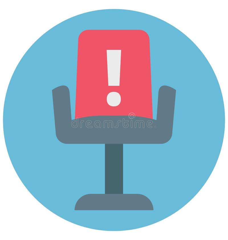 Icona di vettore isolata colore di domanda di intervista che può essere facilmente di pubblicare o modificato illustrazione vettoriale