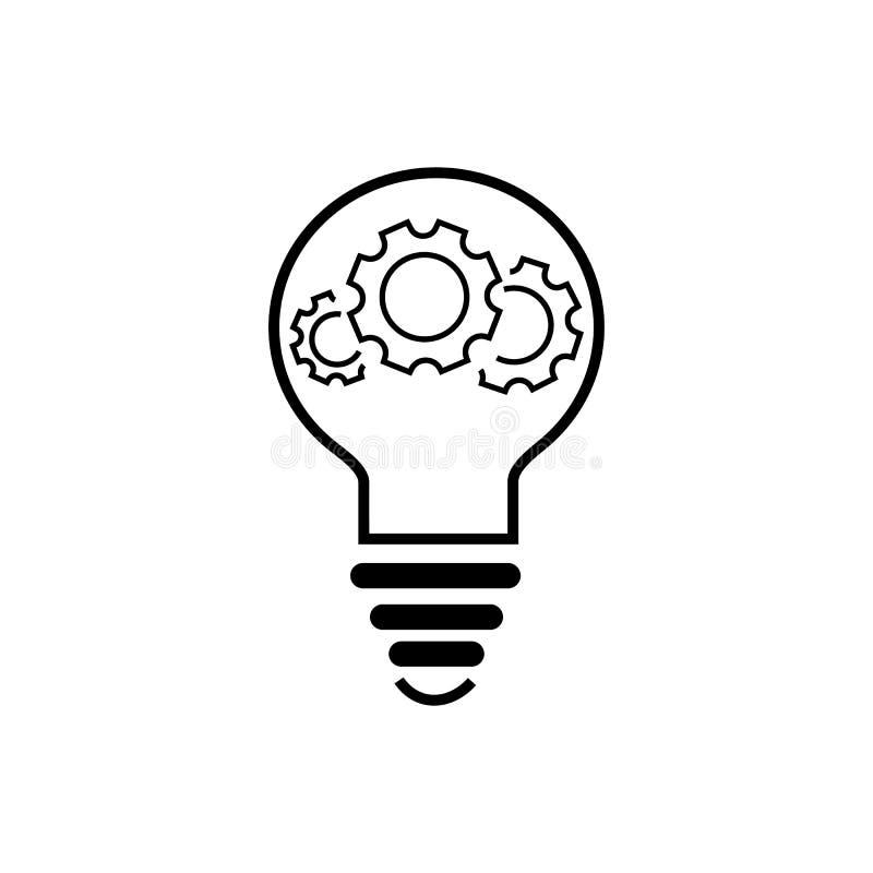 icona di vettore di suggerimento illustrazione vettoriale