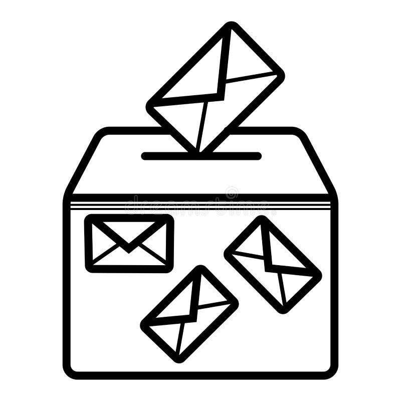 Icona di voto royalty illustrazione gratis