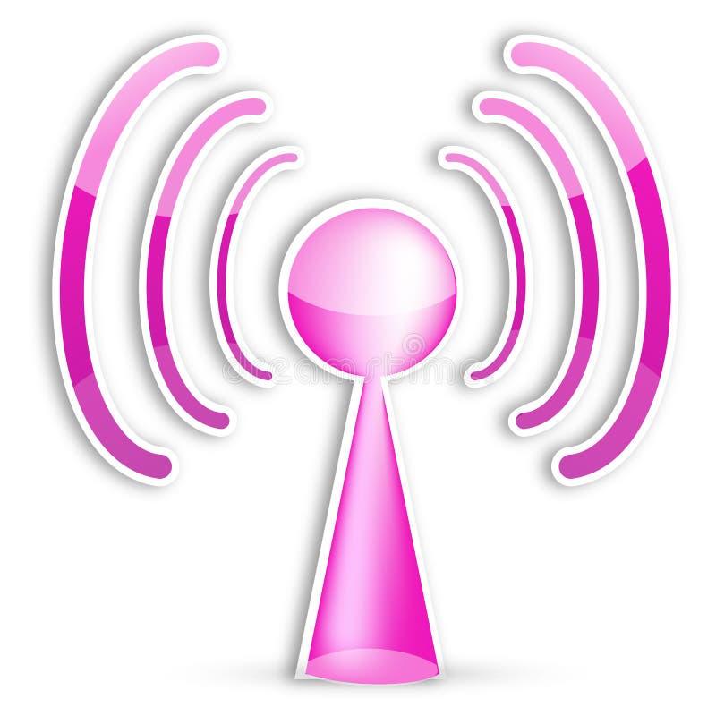 Icona di Wifi royalty illustrazione gratis