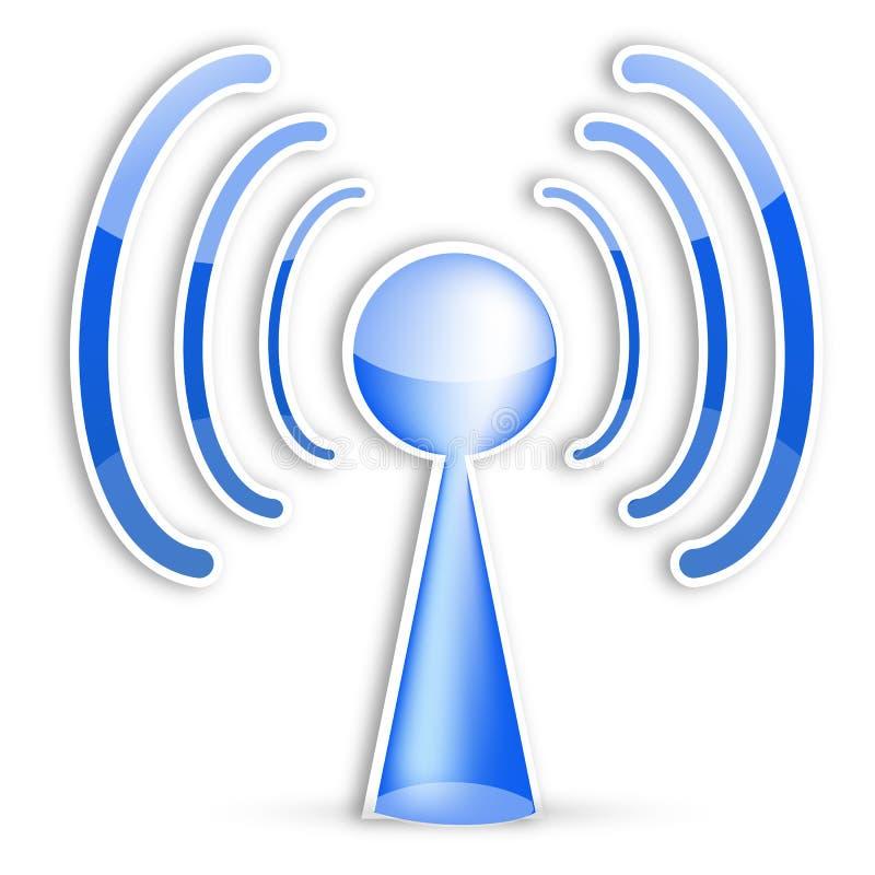 Icona di Wifi illustrazione vettoriale