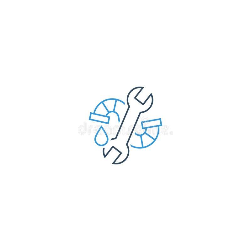Icona e logo dell 39 impianto idraulico della goccia di acqua for Riduzione del rumore del tubo dell acqua