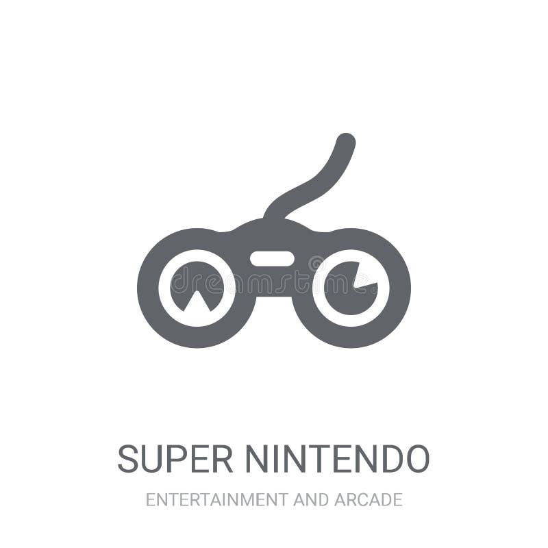 Icona eccellente di Nintendo  illustrazione vettoriale