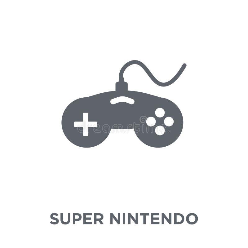 Icona eccellente di Nintendo dalla raccolta della galleria royalty illustrazione gratis