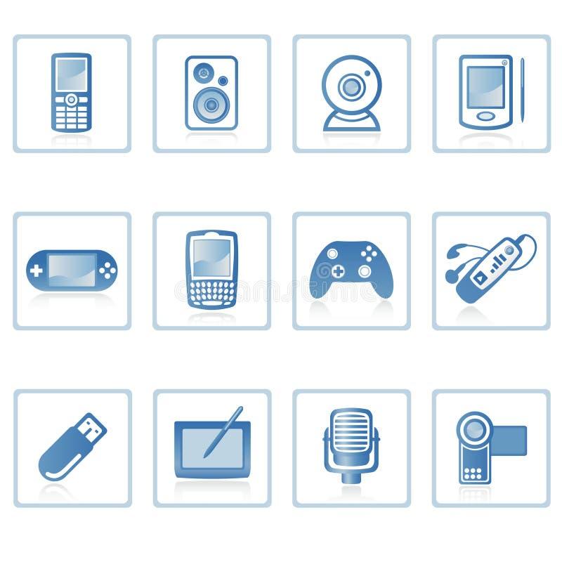 Icona I di elettronica