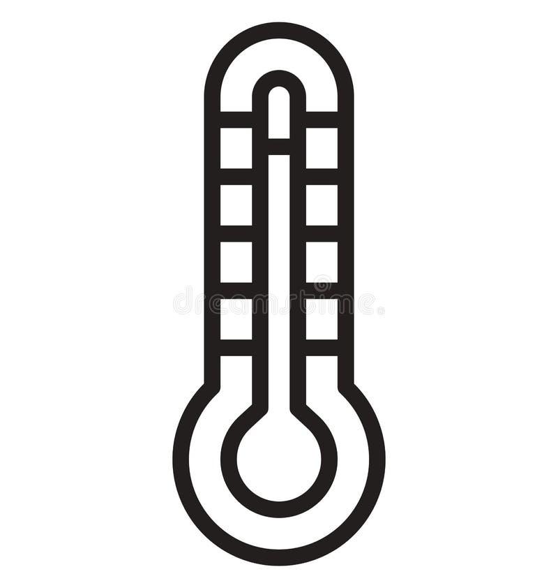Icona isolata centigrado di vettore che pu? modificare o pubblicare facilmente royalty illustrazione gratis